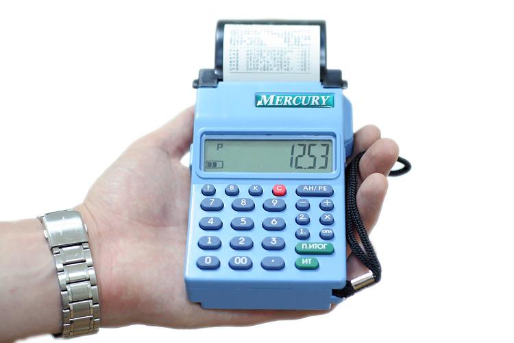 Кассовый аппарат 100