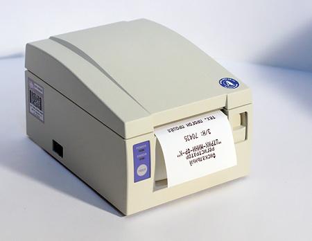 мини принтер для чековой ленты