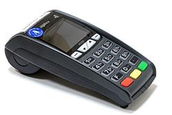 Терминалы банковских карт