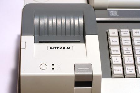 POS система Штрих-miniPOS II: надежный принтер чеков в составе решения