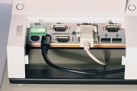 POS система Штрих-miniPOS II: различные интерфейсы подключения